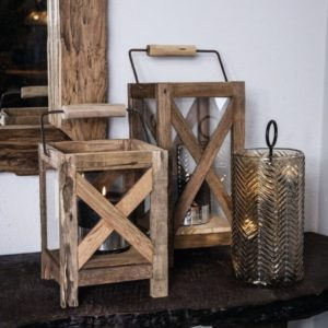 Lantern and Candle Holders